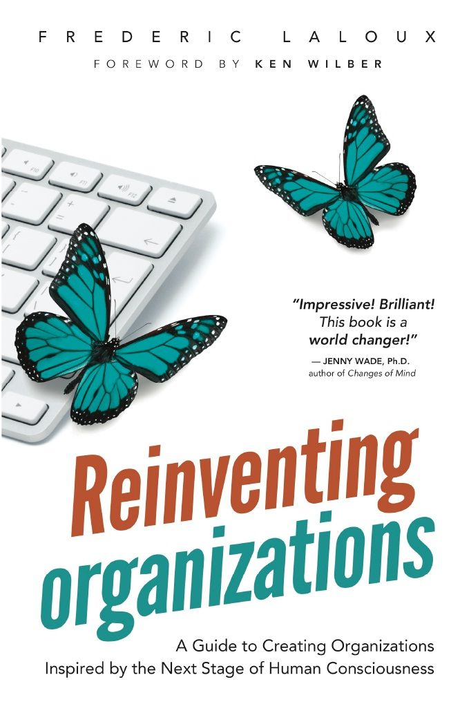 Reinventing Organisations: A Guide to Creating Organizations Inspired by the Next Stage of Human Consciousness